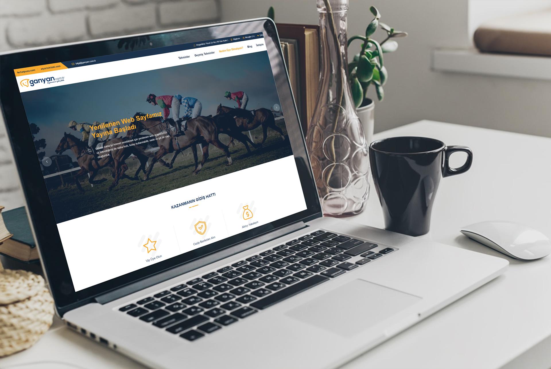 Yenilenen Web Sayfamız Yayına Başladı